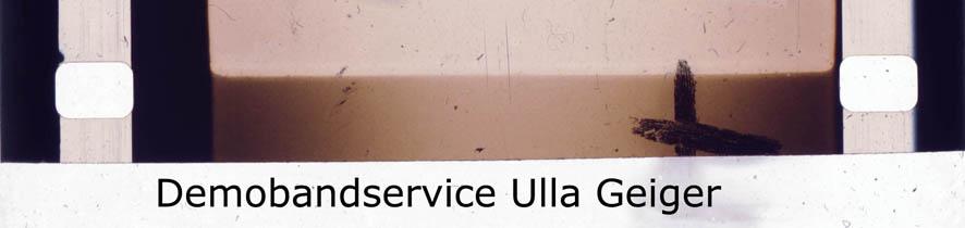 Demobandservice Ulla Geiger